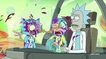 Rick & Morty de retour dans le trailer mortel de la saison 4 (vo)