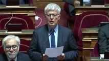Yves Daudigny : question d'actualité du 2 octobre 2019