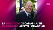Jacques Chirac : sa marionnette des Guignols volée et mise en vente sur Leboncoin