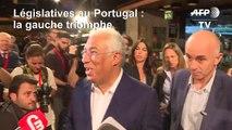 Portugal: le PS gagne, Antonio Costa reconduit Premier ministre
