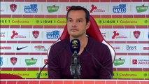 Brest - Metz, la réaction des coaches