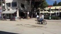 Muğla 'küçük çin' denilen ula'da iki noktaya bisiklet tamir istasyonu kuruldu