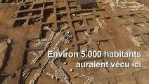 Israël: les vestiges d'une ville de 5.000 ans exhumés