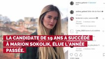 PHOTOS. Miss France 2020 : découvrez Andréa Galland, la charmante Miss Poitou-Charentes 2019