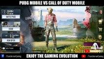 Transformer Gaming PUBG Mobile VS Call Of Duty Mobile Two Splendid Battle Royale Games