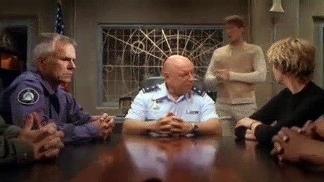 Stargate SG Season 7 Episode 14 Fallout