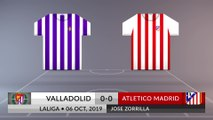 Match Review: Valladolid vs Atletico Madrid on 06/10/2019