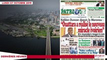 """Le Titrologue du 07 Octobre 2019- Révélations exclusives sur la """"Méthode Ouattara"""""""