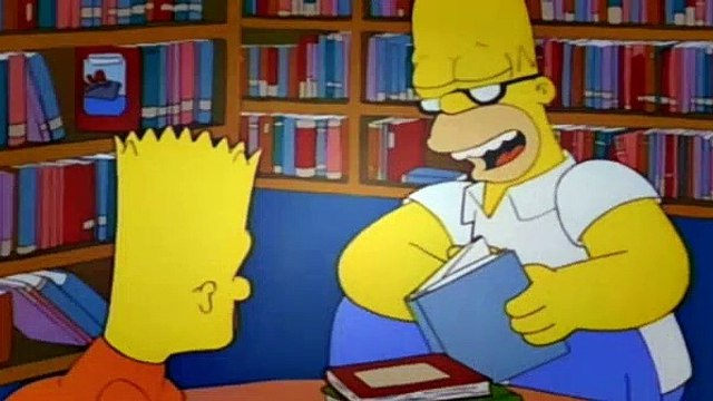 The Simpsons Season 10 Episode 2 - Wizard of Evergreen Terrace