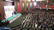 أردوغان: سننفذ عمليات جوية وبرية شرق الفرات
