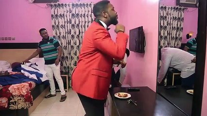 WATCH HOW TWO GHANA HOUSEGIRLS SLEPT WITH MY HUSBAND ON MY WEDDING DAY-REAL NOLLY MOVIES