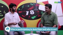 Reporters Take ,  Who's in and who's out in the Auto Expo 2020