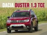 Essai Dacia Duster 1.3 TCe 130 4x2 Techroad 2019