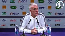 EdF : Deschamps et la délicate situation de Giroud