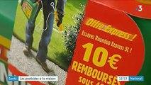 75% des Français ont utilisé au moins un pesticide dans les 12 mois précédents, selon une étude de l'Anses - VIDEO