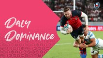 Daly's great game against Argentina - Rugby World Cup 2019