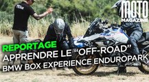 BMW EXPERIENCE ENDURO PARK Chateaux Lastours - Moto Magazine
