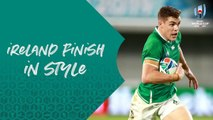 All angles of Ringrose try v Russia at Rugby World Cup 2019