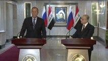 Rusya Dışişleri Bakanı Lavrov, Iraklı mevkidaşı ile görüştü (2) - BAĞDAT