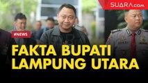 Bupati Lampung Utara Diciduk KPK, Disoraki Warga hingga Mundur dari NasDem