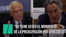 """Borrell, a Hermann Terstch """"No tiene el monopolio de la preocupación por las libertades en Venezuela"""""""