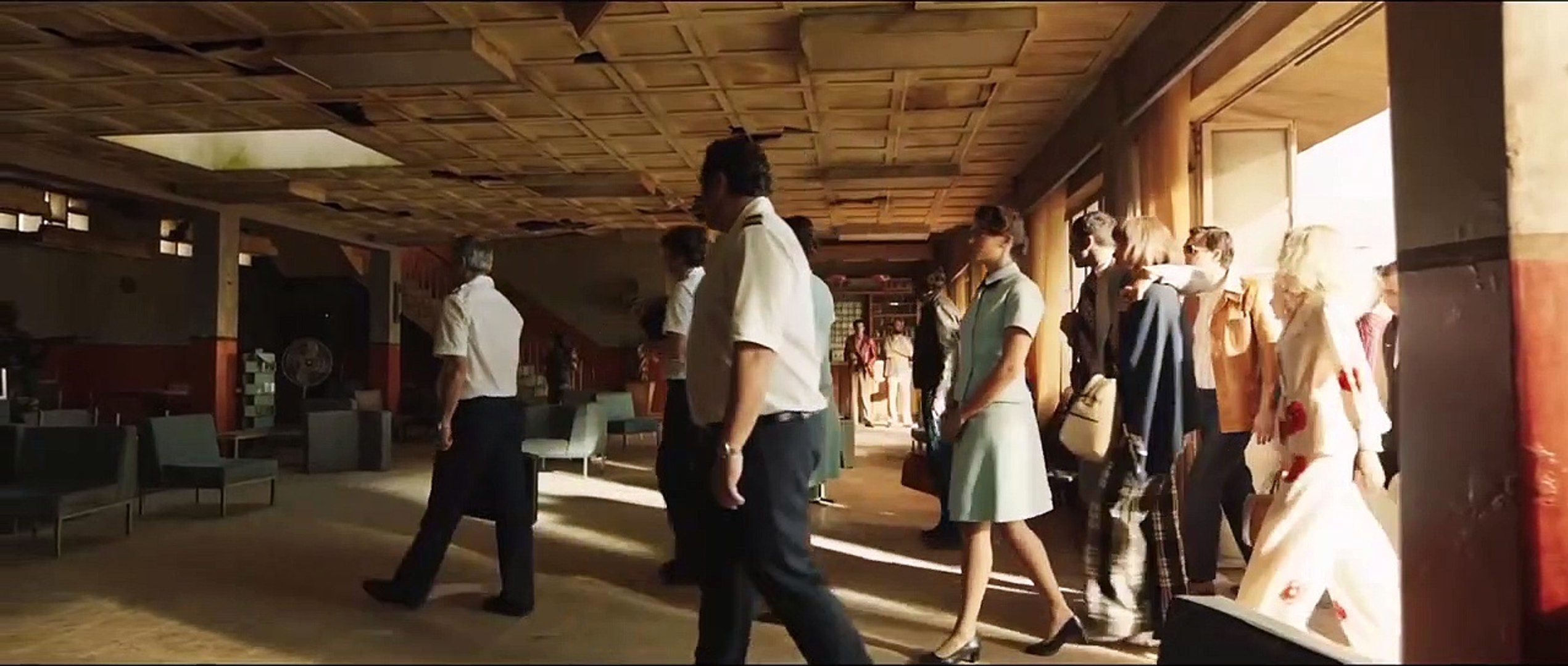 7 Days in Entebbe Trailer #1 (2018) - Movieclips Trailers