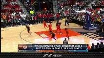 WNBA Finals Game 3 Recap: Mystics Top Sun, Take 2-1 Series Lead