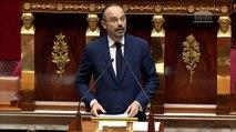 Déclaration sur la politique migratoire de la France et de l'Europe