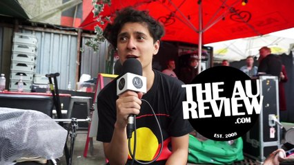 Dobby talks about bringing Indigenous hip hop to Europe (with special appearance from Tim Rogers) at Reeperbahn 2019
