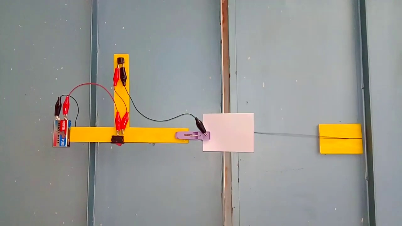 Door Alarm DIY