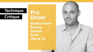 Pro Driver Breaks Down Driving Scenes From Film & TV