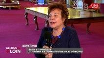 """Audition de Christophe Castaner: """"« Je lui demanderai pourquoi il préfère communiquer, plutôt qu'informer"""" indique Esther Benbassa"""