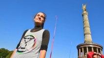 """Activismo climático inicia """"rebelión"""" en Berlín liderado por capitana Rackete"""