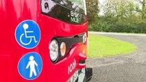 Autonomer Bus befährt jetzt auch Landstraßen
