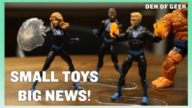 New York Comic Con 2019 - Hasbro-Marvel Toys
