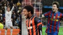 Os atletas que fizeram quatro gols em um jogo de Champions League