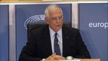 Borrell avanza más sanciones a responsables venezolanos