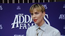 'The Addams Family' Premiere: Charlize Theron