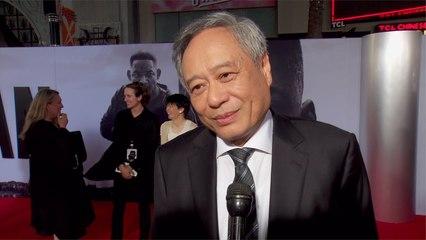 'Gemini Man' Premiere: Ang Lee
