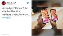 IPhone 11 Pro: la photo et l'autonomie décrochent une bonne note