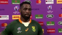 Kolisi thanks Japan fans for support