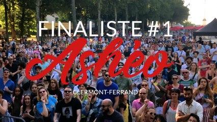 Finale EOW France 2019, finaliste n°1 : Ashéo