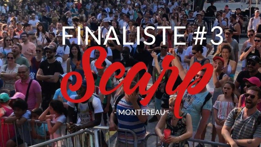 Finale EOW France 2019, finaliste n°3 : Scarp