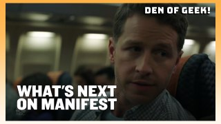 NYCC 2019 - What's Next For NBC's Manifest