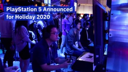 The Playstation 5 Is Coming In 2020