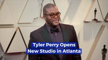 Tyler Perry Takes Over A Former Confederate Army Base