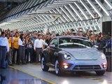 Produktionsstop: Volkswagen verabschiedet letzten Beetle