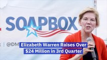 Elizabeth Warren's Current Funds