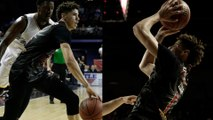 LaMelo Ball BREAKS Ankles Defenders 2X As Scouts WIll FINALLY Be Able To Watch Him Play!
