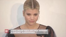 Sofia Richie And Her Relationship To Kourtney Kardashian